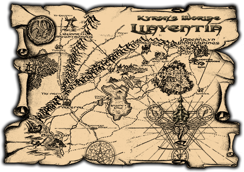 Llayentia map 7in